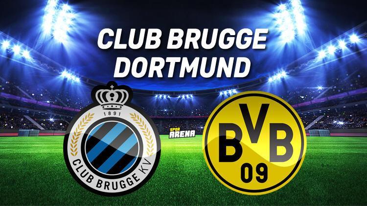 Club Brugge Borussia Dortmund maçı saat kaçta hangi kanalda?