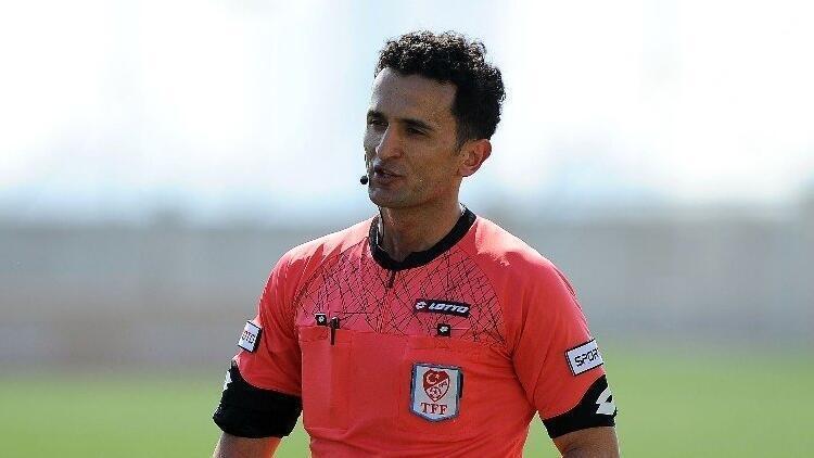 TFF 1. Lig'de 9. haftanın hakemleri açıklandı! Açılış maçı Erkan Özdamar'ın...