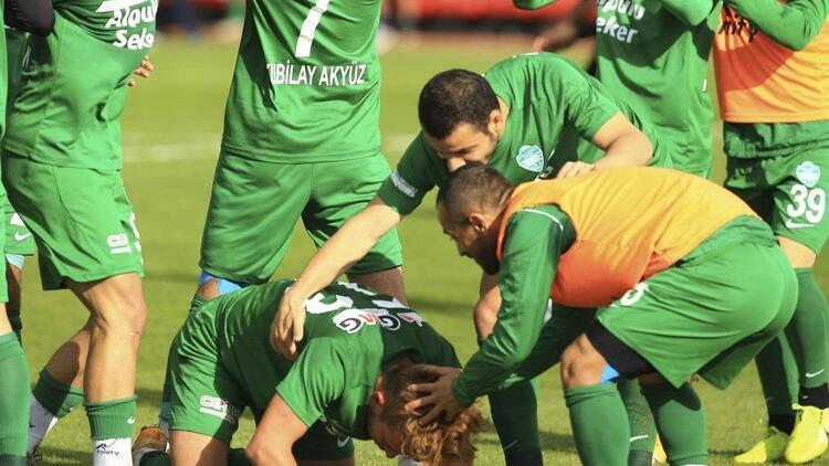 Ziraat Türkiye Kupası | Ümraniyespor 0-1 Kırklarelispor