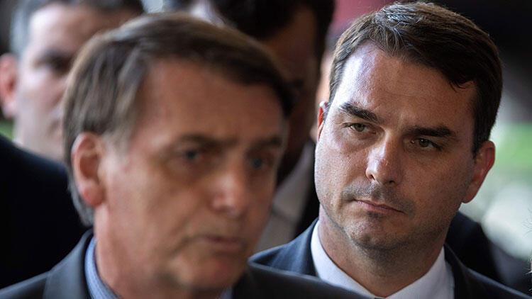 Brezilya Devlet Başkanı Bolsonaro'nun oğluna şok suçlama!