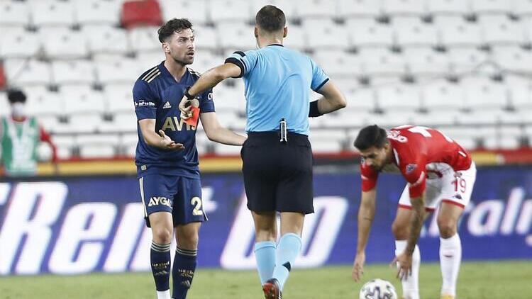 Son Dakika   PFDK açıkladı! Fenerbahçe maçından sonra Sinan Gümüş ve Adis Jahovic'in cezaları belli oldu