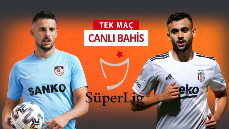 Beşiktaş'ın Josef kumarı tuttu! Gaziantep FK karşısında iddaa'da galibiyetlerine...