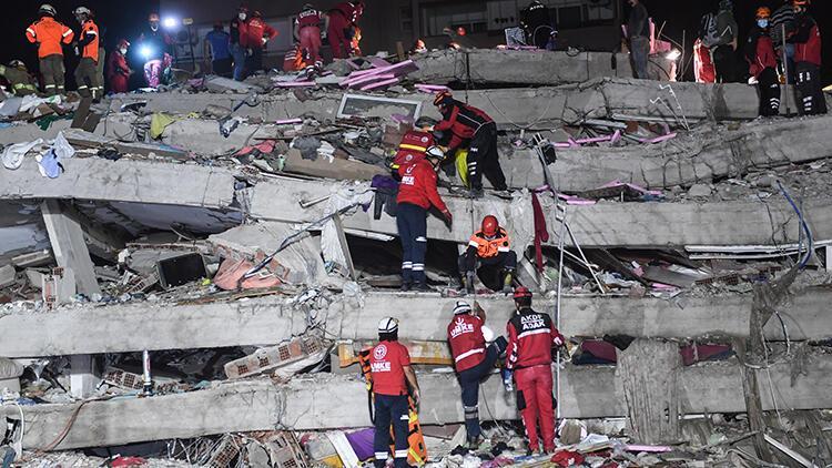 Son dakika haberler: İçişleri'nden İzmir depremi ile ilgili flaş açıklama