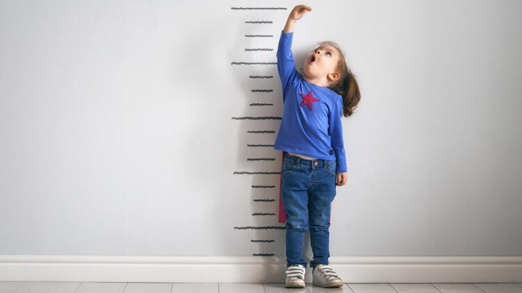 Yetersiz beslenen çocukların boyu 20 santimetre daha kısa