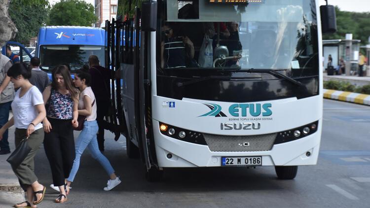 Edirne'de şehir içi ulaşımda HES kodu uygulaması yapılacak