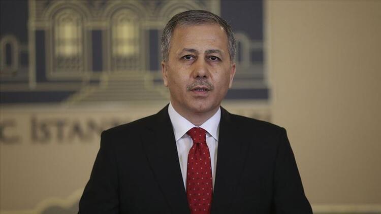 Vali Yerlikaya'dan İstanbul'da koronavirüs denetimleri açıklaması