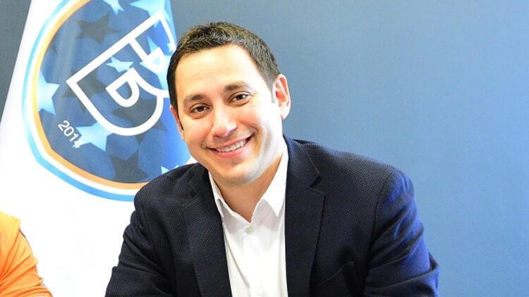 İstanbul Başakşehir Futbol Kulübü CEO'su Mustafa Eröğüt gelecekten umutlu