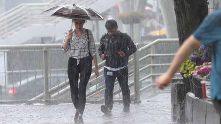 Pazar günü hava nasıl olacak? 8 Kasım il il hava durumu tahminleri - MGM'den İstanbul uyarısı