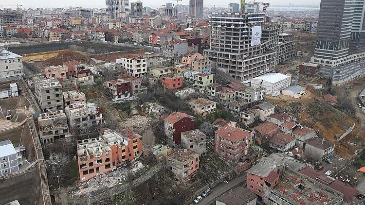 Kentsel dönüşümle 689 bin 658 konut ve iş yeri yenileniyor