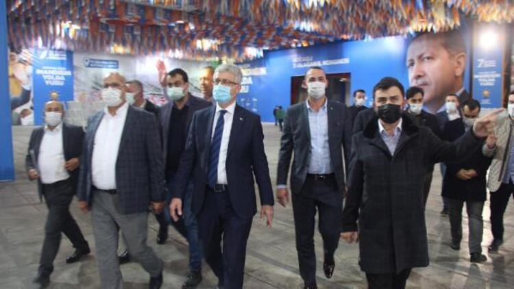 AK Parti Kocaeli İl Başkanı, eşinin testi pozitif çıkınca kongreye katılamadı