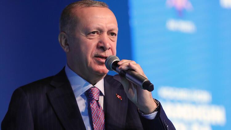 Son dakika... Cumhurbaşkanı Erdoğan'dan sert sözler: Bunun adı yüzsüzlükten öte ahlaksızlıktır