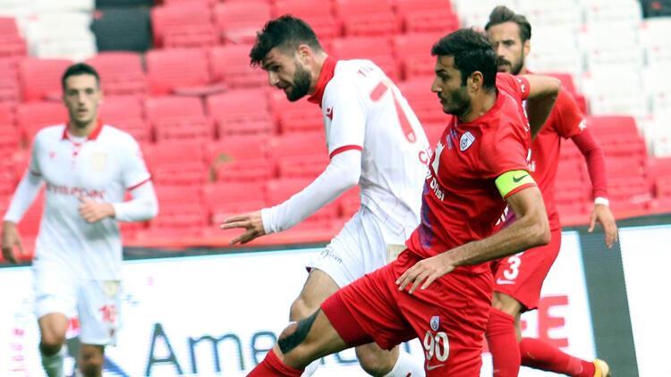 Yılport Samsunspor: 1 - Altınordu: 1