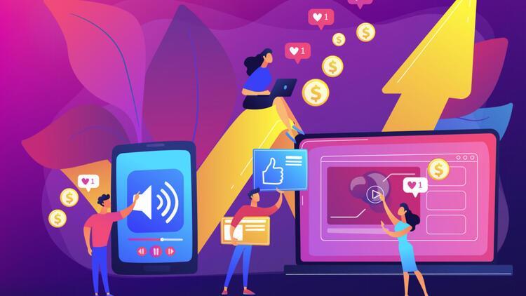 2021 yılında dijital reklam yatırımları rekor kıracak