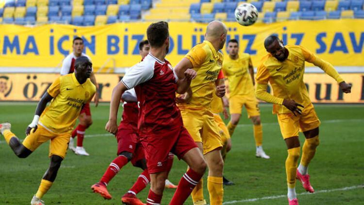 Ankaragücü'nün yüzü  Süper Lig'de gülmüyor