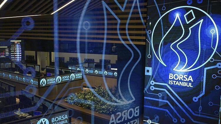 BIST100 yüzde 3.32 yükseldi, dolar 8.18 lirada