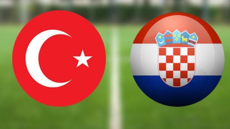 Özel maçta konuğumuz Hırvatistan!
