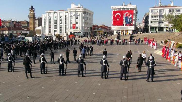 Yozgat'ta 10 Kasım töreni
