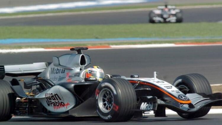 Formula 1'de İstanbul Park'ın rekorları Juan Pablo Montoya'da!