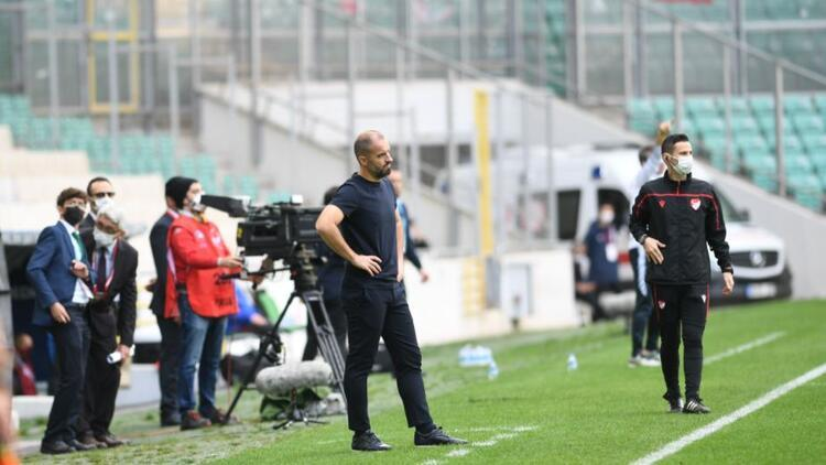 Bursaspor 7 yılda 16 teknik direktör değiştirdi