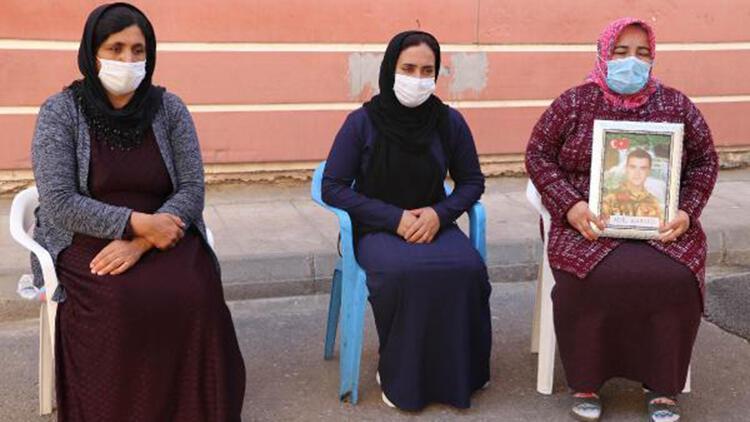 HDP önündeki eylemde 435'inci gün; aile sayısı 157 oldu