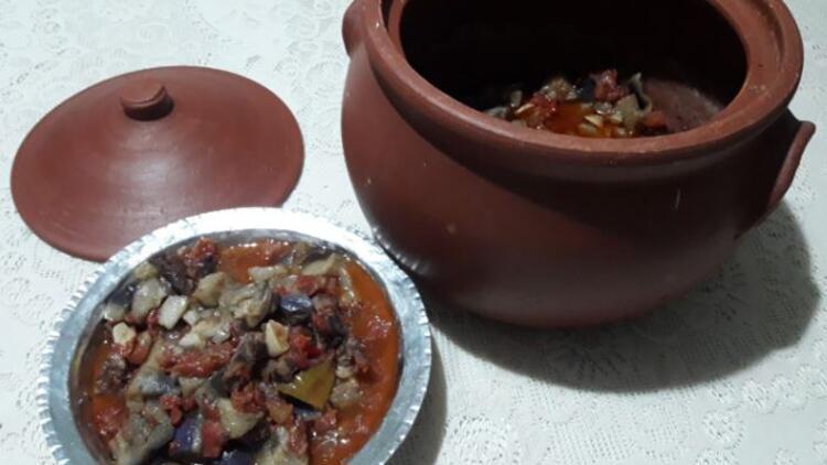 Bir lezzet abidesi: Güveçte patlıcan kebabı