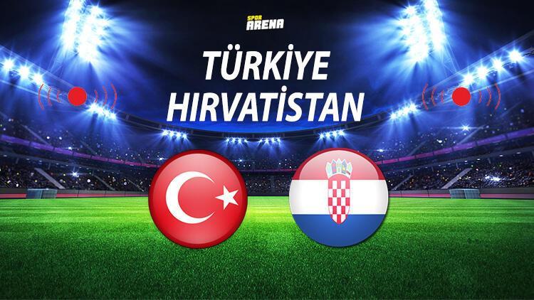 Milli maç hangi kanalda canlı yayınlanacak? Türkiye Hırvatistan milli maçı saat kaçta ve şifresiz mi? Türkiye maçı ilk 11 kadrosunda...