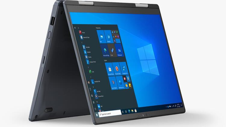 Dynabook'tan 1 kilodan hafif ikisi bir arada bilgisayar