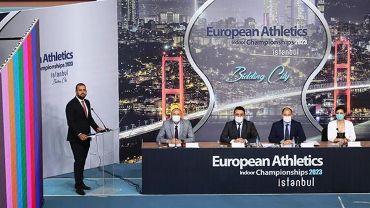 Son Dakika | 2023 Avrupa Salon Atletizm Şampiyonası Türkiye'de!