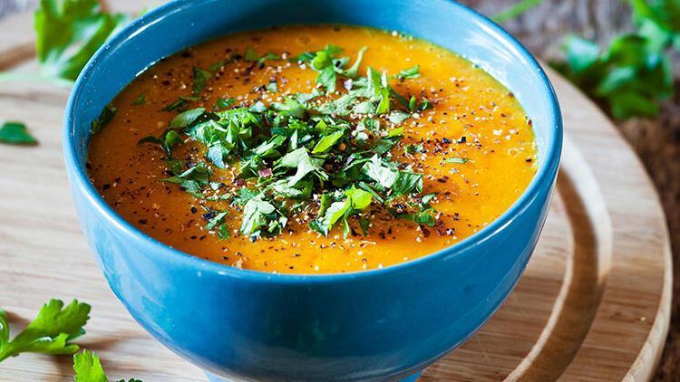 Sebzeli telbine çorbası tarifi
