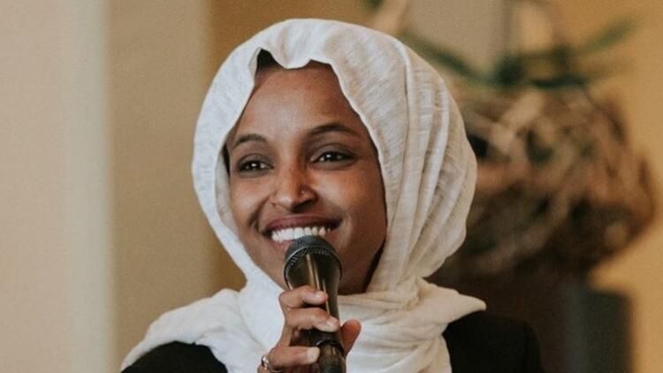 ABD Temsilciler Meclisi'ne seçilen Omar, seçim kampanyası için eşinin şirketine 2.8 milyon dolar ödedi