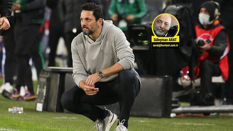 Son Dakika Haberi | Fenerbahçe'de Erol Bulut'tan zorunlu rotasyon!