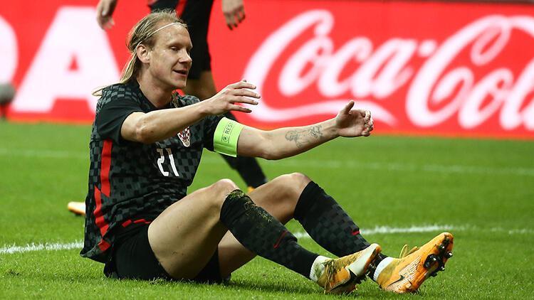 Son Dakika Haberi | Milli maç sonrası açıklandı! Domagoj Vida'nın koronavirüs testi pozitif çıktı