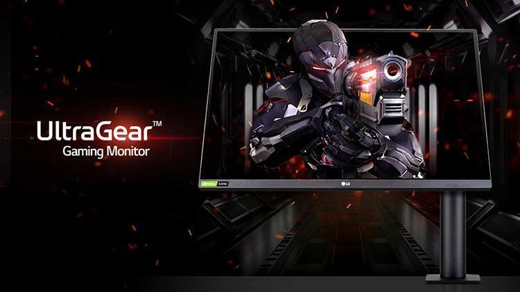 LG, UltraGear 27GN880 Nano IPS Ergo Oyuncu Monitörü Geliyor