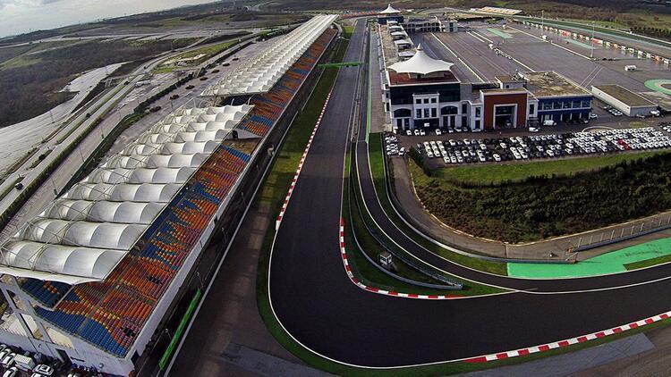 Formula 1'de Türkiye Grand Prix'si yarın başlıyor!