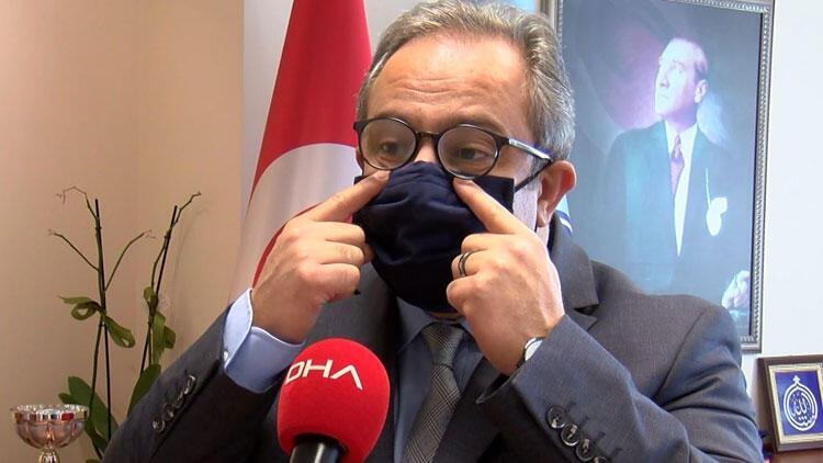 'Gözlük takanlarda koronavirüs daha az görülüyor'