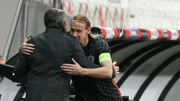 Şenol Güneş temastan kaçamadı! Beşiktaş'tan öğrencisi Vida...