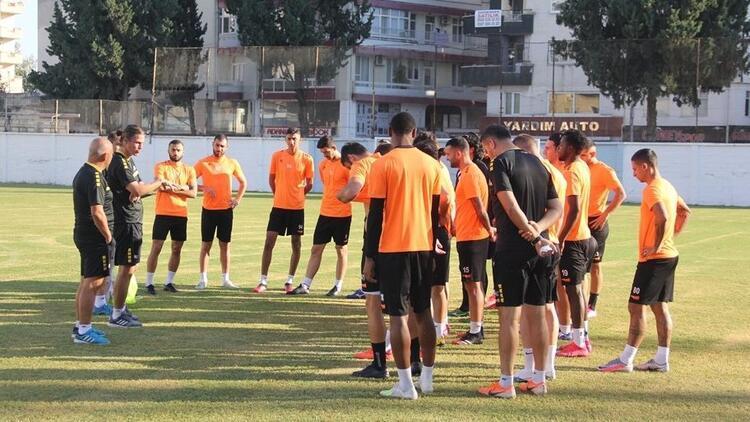 Adanasporlu futbolcuların Süper Lig inancı yüksek!
