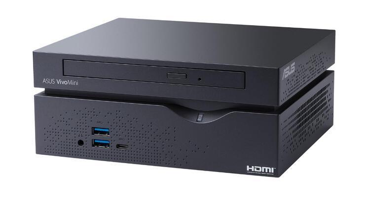 ASUS, yeni minik bilgisayarı VivoMini VC66-C2yi duyurdu