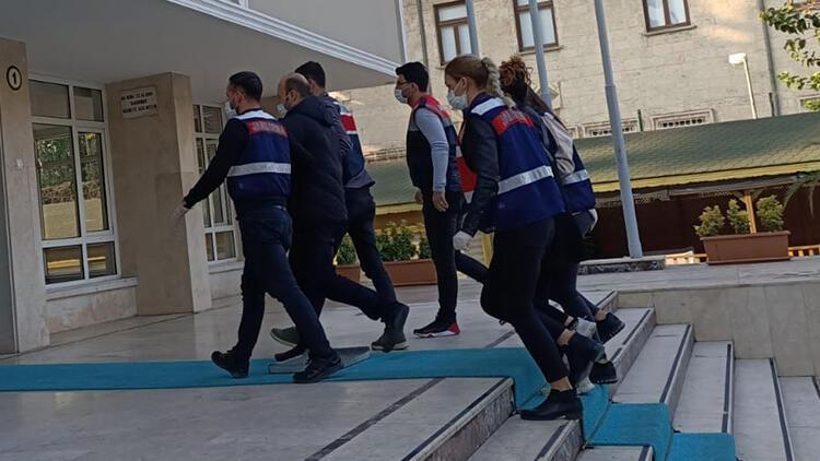 Son dakika... PKK/PYD'nin 2 önemli ismi Mersin'de yakalandı
