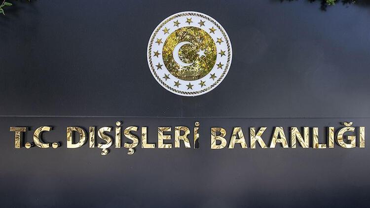 Son dakika haberler: Dışişleri Bakanlığı Sözcüsü Aksoy: AB, Kıbrıs Türk halkının varlığını dikkate almalı