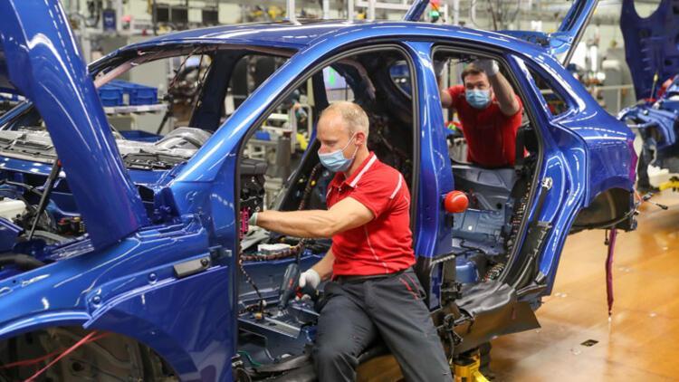 Almanya'da otomobil tedarikçilerinin kaybı yüzde 20