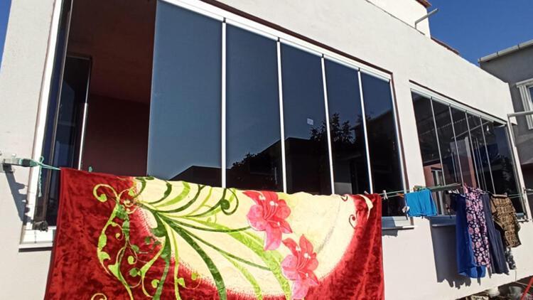 Son dakika haberler: Dikkat! Herkesin başına gelebilir... Cam balkon ailenin felaketi oluyordu