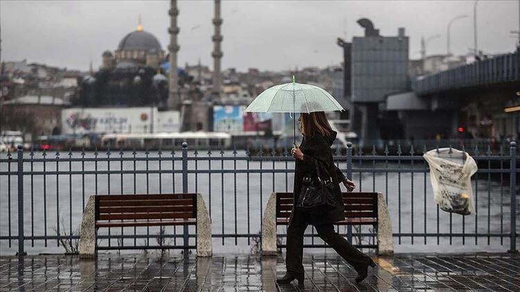 Son dakika... Hava durumu tahminleri: Bugün (17 Kasım) hava nasıl olacak? Karla karışık yağmur uyarısı!