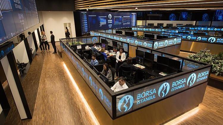 Borsa İstanbul satıcılı açıldı