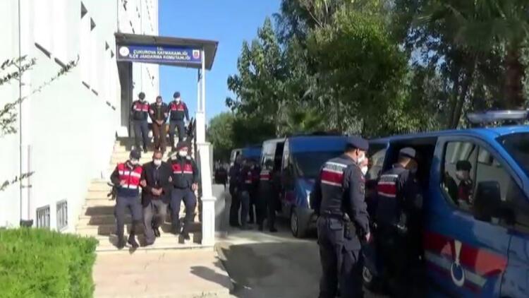Adana'da terör operasyonu: 6 gözaltı