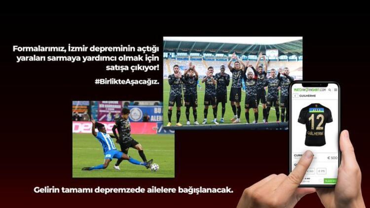 Göztepe'den anlamlı hareket! Depremden etkilenen vatandaşlara...
