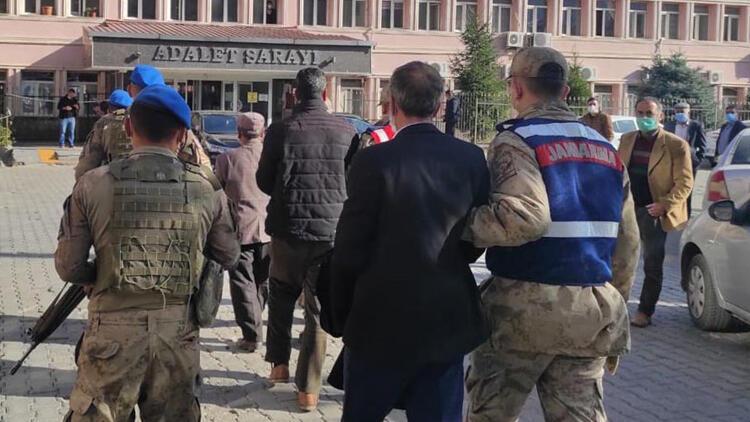 PKK'nın YPS sorumlusu yaralı yakalandı