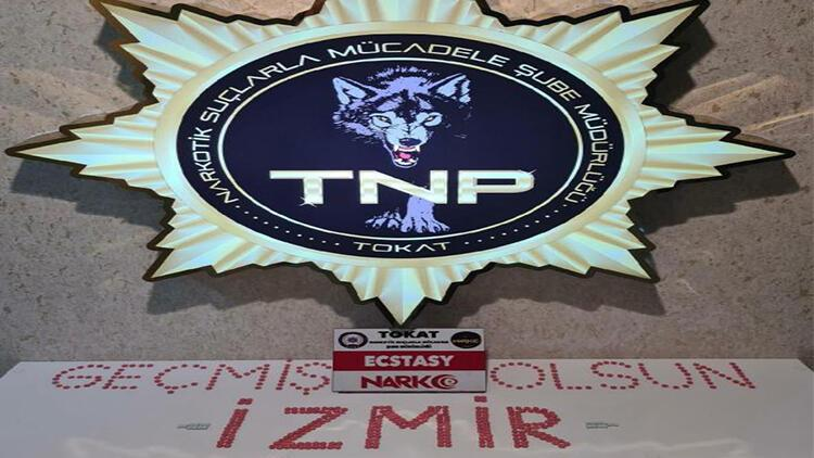 Tokat'ta, uyuşturucu satıcısına tutuklama