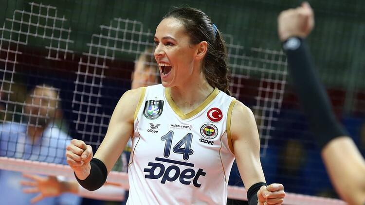 Misli.com Sultanlar Ligi   Fenerbahçe Opet 3-0 Sarıyer Belediyespor