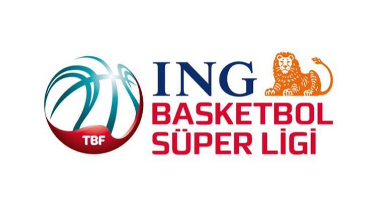 ING Basketbol Süper Ligi'nin 9. haftasındaki iki maç ertelendi